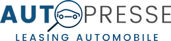 Logo auto presse, leasing automobile