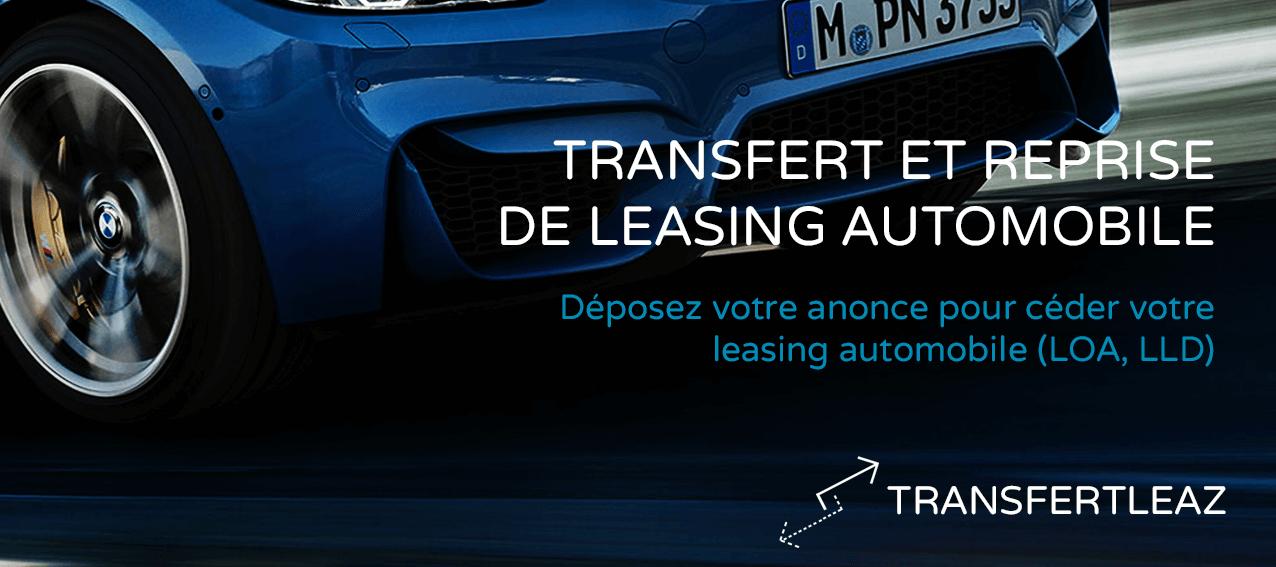 Transfert de leasing