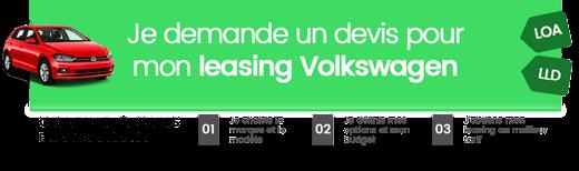 Simulation leasing Volkswagen