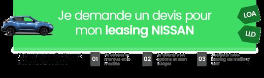Simulation leasing Nissan
