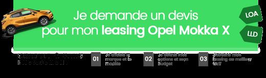 Simulation leasing Opel Mokka