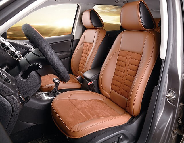 assise voiture