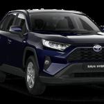 Toyota Rav4 hybride rechargeable